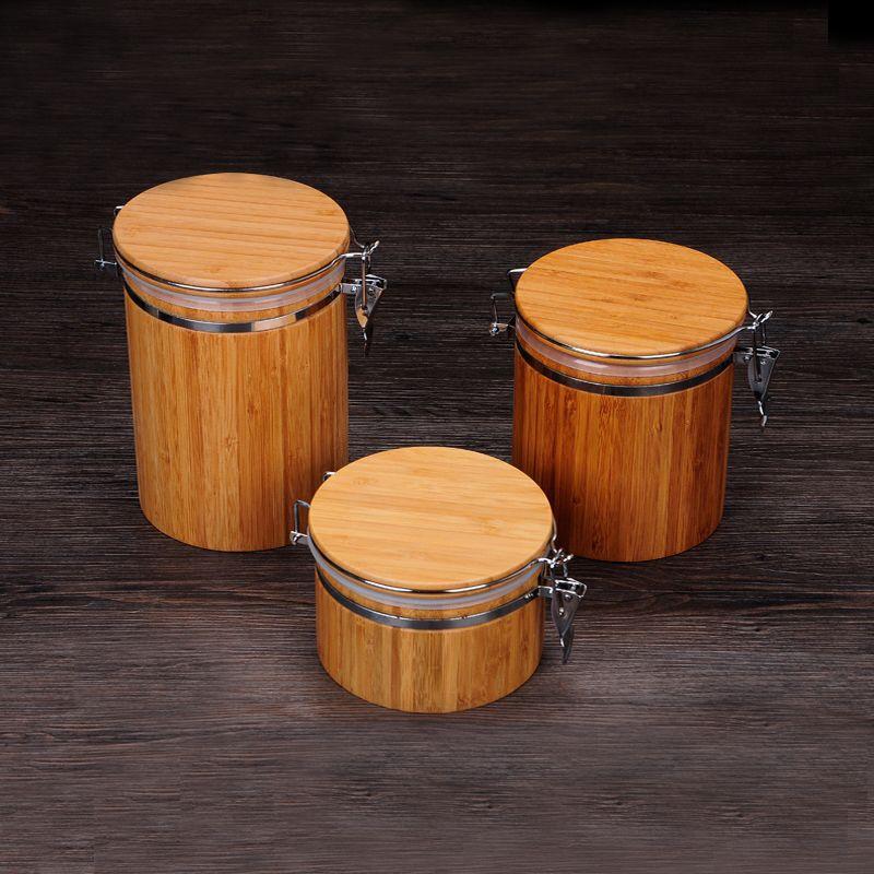 Küche Zubehör Aufbewahrungsbox Für Groß Produkte Behälter Mit Deckel Organizer Einfach Schlosskasten Luftdichten Dosen Erhalten Spice Spalte