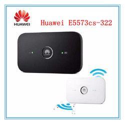 Débloqué Huawei E5573 E5573cs-322 E5573cs-609 150 Mbps 4g Modem Dongle Lte Wifi Routeur de Poche Mobile Hotspot PK HUAWEI E5577