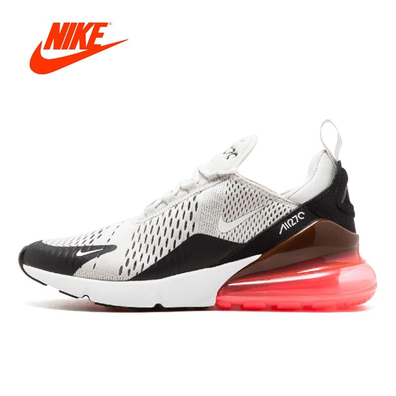 Original Authentic Nike Air Max 270 Mens Running Shoes Sneakers Sport Outdoor Comfortable Breathable Athletic Good AH8050-002