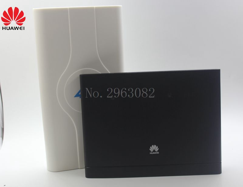 Unlocked Huawei B315 B315s-22 with Antenna 150Mbps 4G LTE CPE WIFI ROUTER Modem with Sim Card Slot Up to 32 Devices