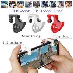L1 R1 PUBG móvil disparador L1R1 disparar fuego botón Smartphone juego Joystick Gamepad para iPhone IOS teléfono Android juego