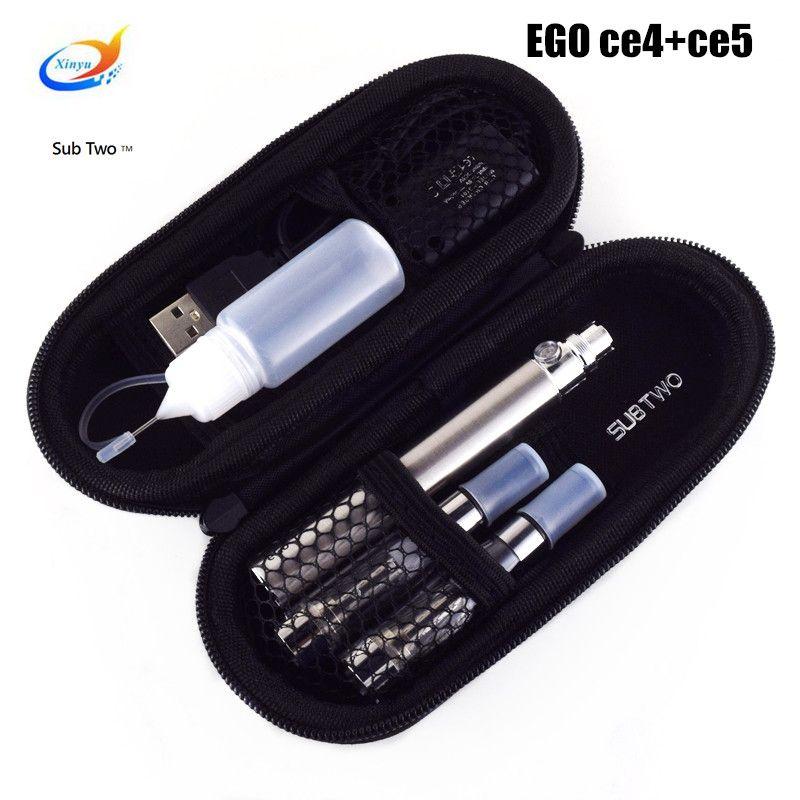 EGO CE4 CE5 démarreur vape kits de stylo cigarette électronique ego t batterie 650 mah/900 mah/1100 mah ego ce4 atomiseur et ce5 vaporisateur