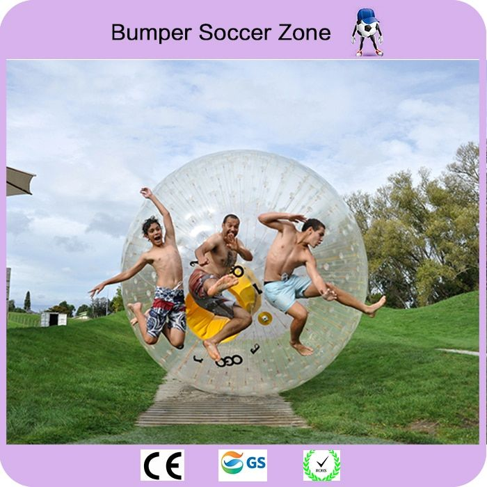 Free Shipping Top Quality Dia 2.5m Inflatable Grass Ball Zorb Ball Body Ball Inflatable Zorb