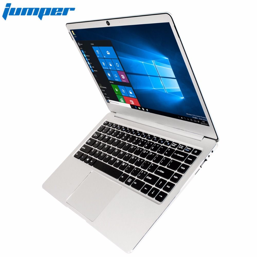 Jumper EZbook 3L Pro 14 ''ordinateur portable Windows 10 Intel Apollo lac N3450 6 GB RAM 64 GB mem 1920x1080 FHD Double Bande ac Wifi portable