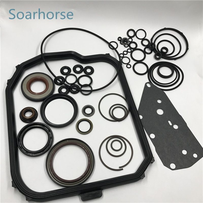 Soarhorse DPO AL4 auto Transmission overhaul rebuild repair kits for Peugeot for Citroen for Renault