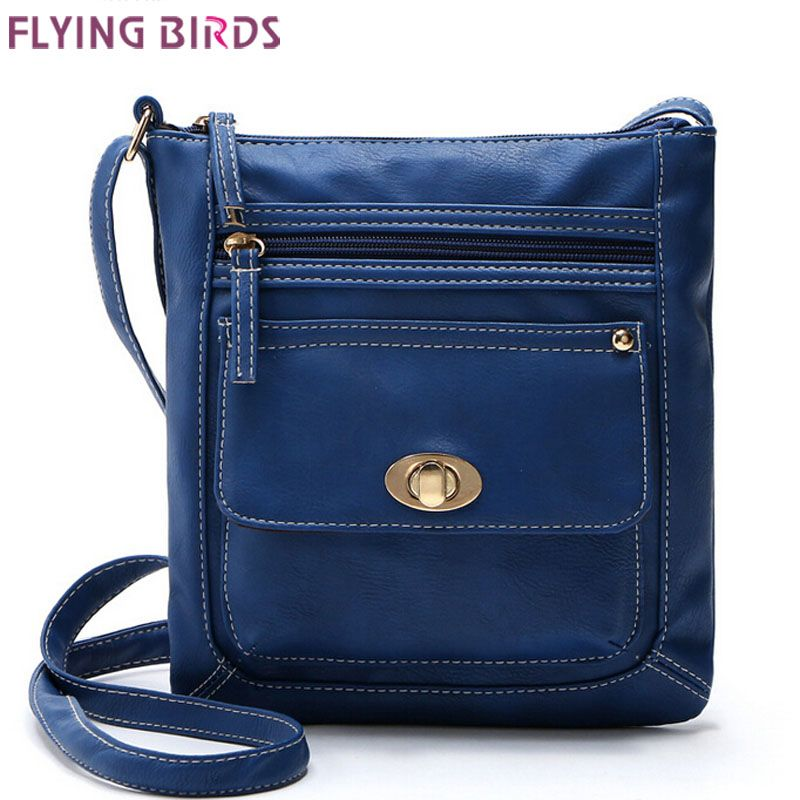 FLYING BIRDS! women messenger bags for women bag shoulder bag ladie handbag purse female handbag diagonal women's pouch LS4265fb