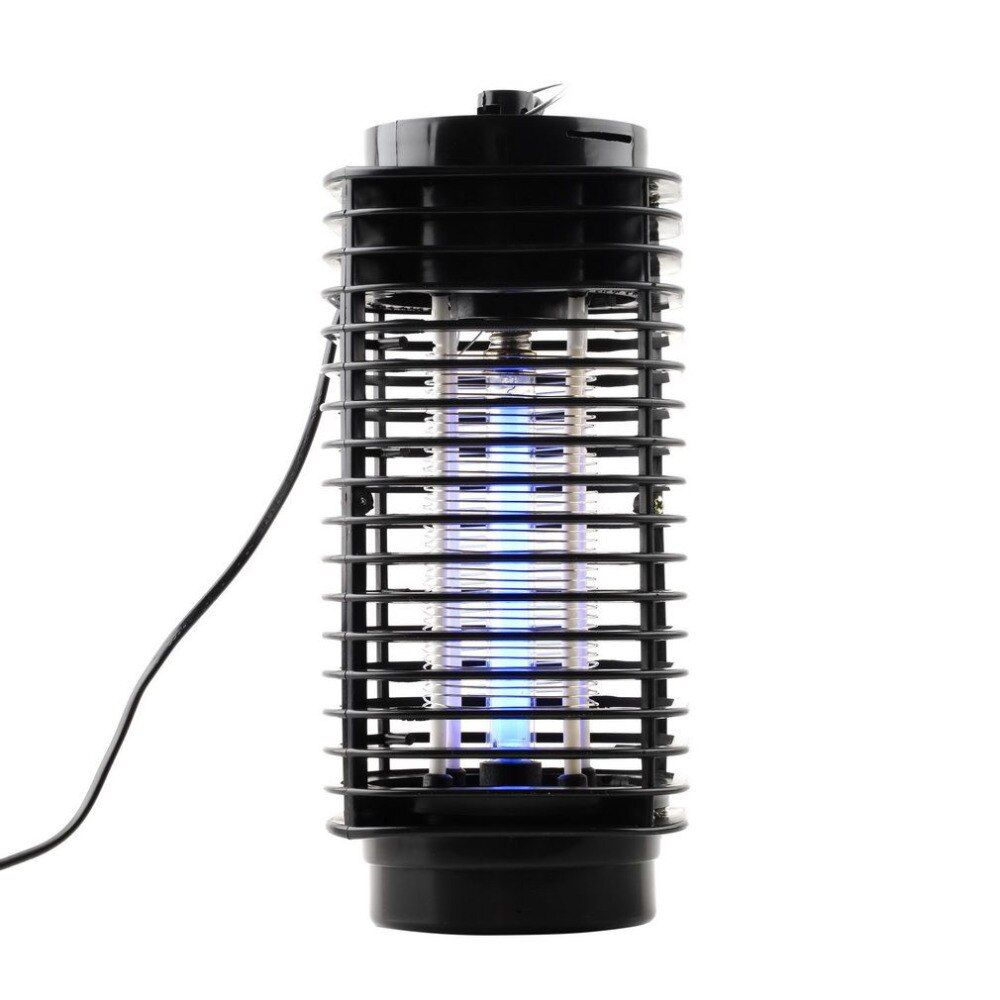 Electric Mosquito Insect Killer Lamp Night Light Fly Bug <font><b>Practical</b></font> Insect Killer Trap Lamp Anti Mosquito EU US Plug 110V/220V