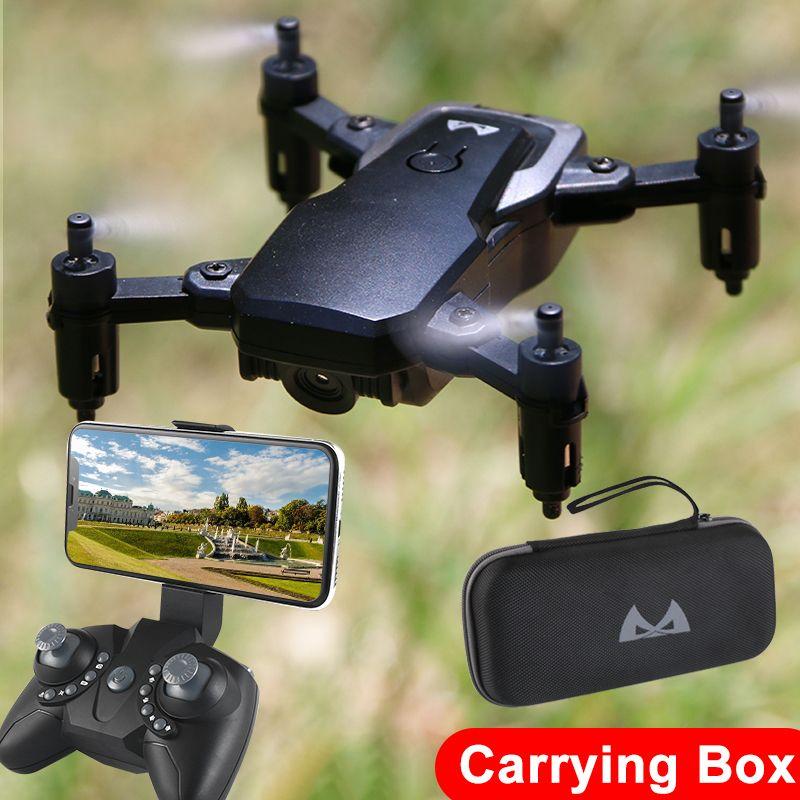 Ein Schlüssel Rückkehr Hohe Halten Headless Modus Selfie Professionelle Hubschrauber Lange batterie lebensdauer Faltbare FPV wifi drone mit HD kamera