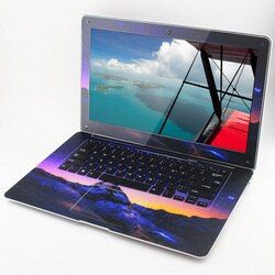 Маутейн Плёнки 1920x1080 P FHD Экран 8 ГБ Оперативная память + 64 ГБ SSD + 500 ГБ HDD windows10 ультратонкие 4 ядра ноутбука Нетбуки Тетрадь компьютер