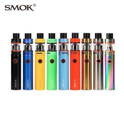 Original SMOK Stick V8 Starter Kit vaporizer 3000mAh e cig kit TFV8 Big Baby Tank Electronic Cigarette Kit Stick V8 Vape Pen Kit