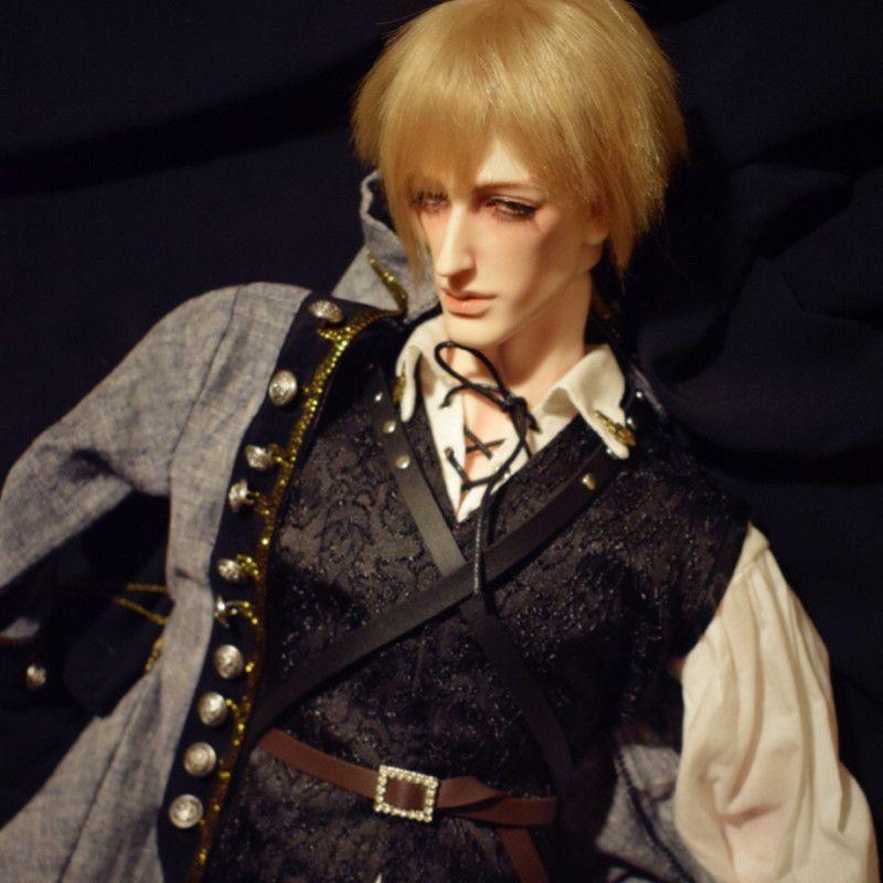 Dollshe craft David Kuncci bjd sd doll 1/3 body model boys bjd doll oueneifs High Quality resin toys shop 28M classic