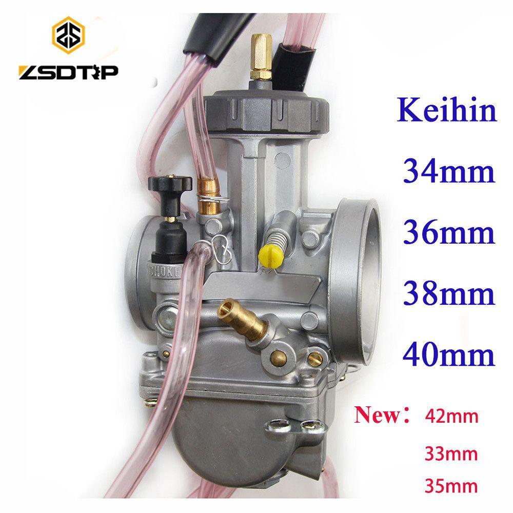 4 t motor 33 34 35 36 38 40 42mm PWK Keihin vergaser verwendet zu off-road motor, motocross, roller mit gute power