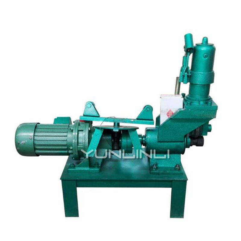 Hydraulische Grooving Maschine 220 V 65-200mm Elektrische Druck Nut Maschine Für Verzinktem Rohr Eisen Rohr Trog Drücken GH-BYGCJ-ZW