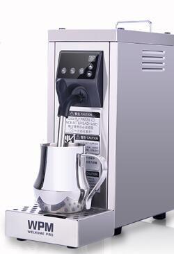 Milch dampfer Welhome MS-130T edelstahl milch schaum maschine pumpe drücken maschine Voll automatische Eine verbesserte milch schaum maschine
