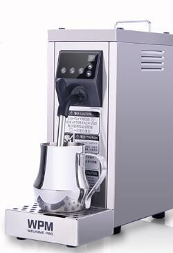 Milchaufschäumer Welhome MS-130T edelstahl milch froter maschine milchaufschäumer maschine voll automatische milch schaum maschine