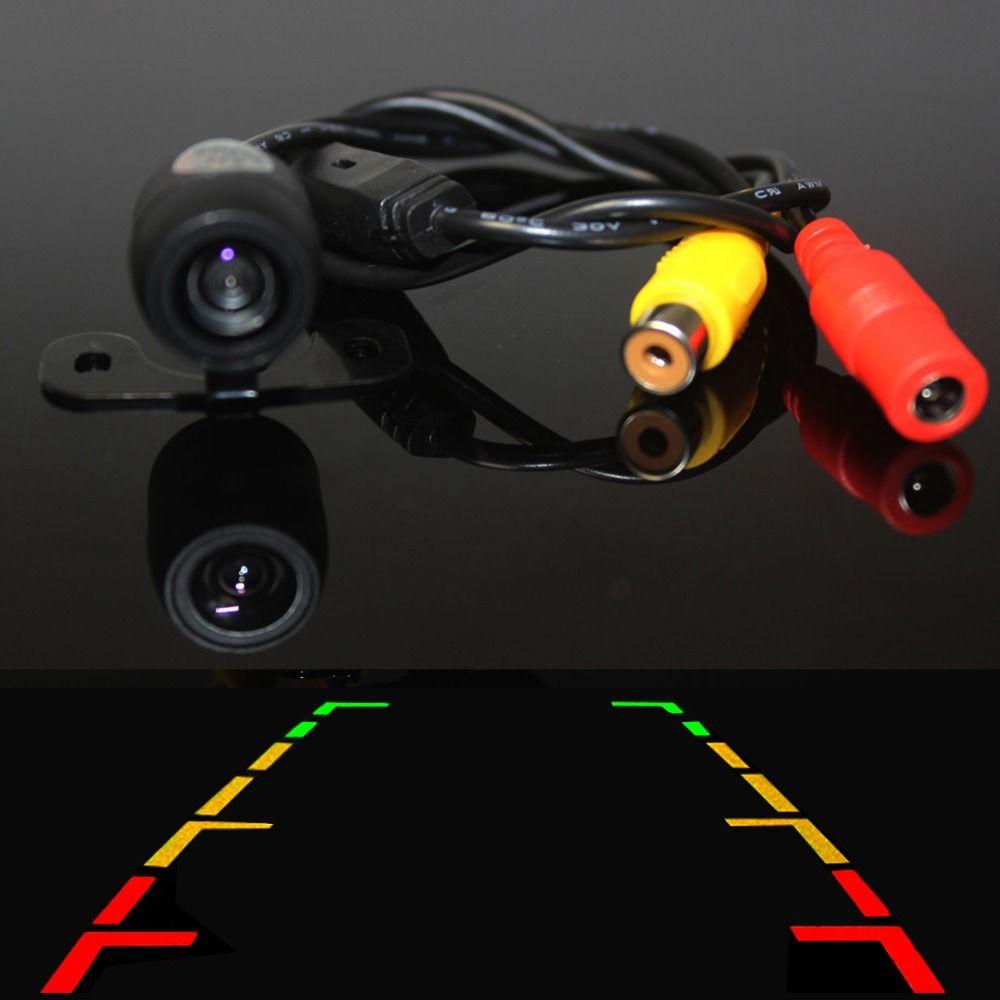 Parking System Car Rear View camera CCD Night Vision for Car DVD Monitor Mirror Universal Backup Vehicle Camera Waterproof