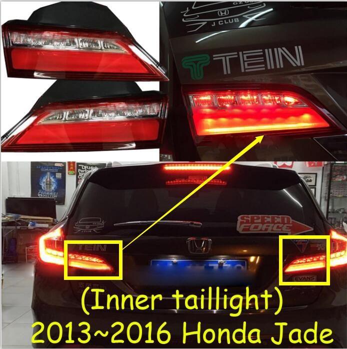 Jade rücklicht, 2013 ~ 2016, Freies schiff! LED, 2 teile/satz, Jade rücklicht, Jade nebelscheinwerfer; cross, XR-V, XRV