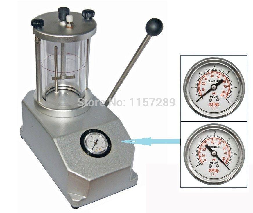 6ATM  Watchmakers Waterproof Watch Tester & Watch Case Water Resistant Test Machine