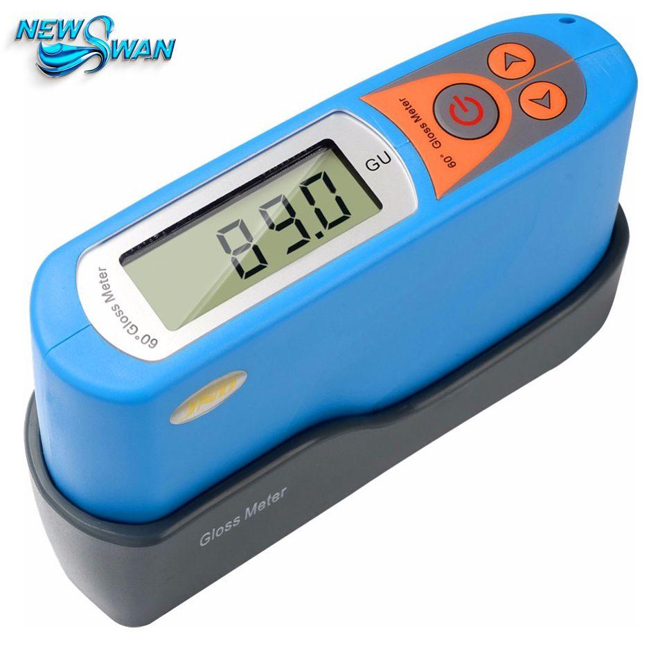Universal Digital Gloss Meter Ceramic Glossmeter Photometry Instrument Gloss Apparent MA6