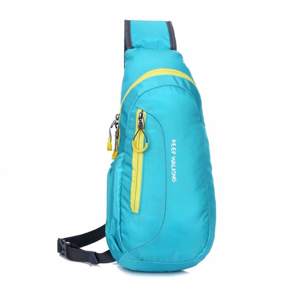 Multi-function Men Chestpack Waterproof Chest Bags Men Women Casual Crossbody Bags High Quality Shoulder Bag Unisex Handbag Hot