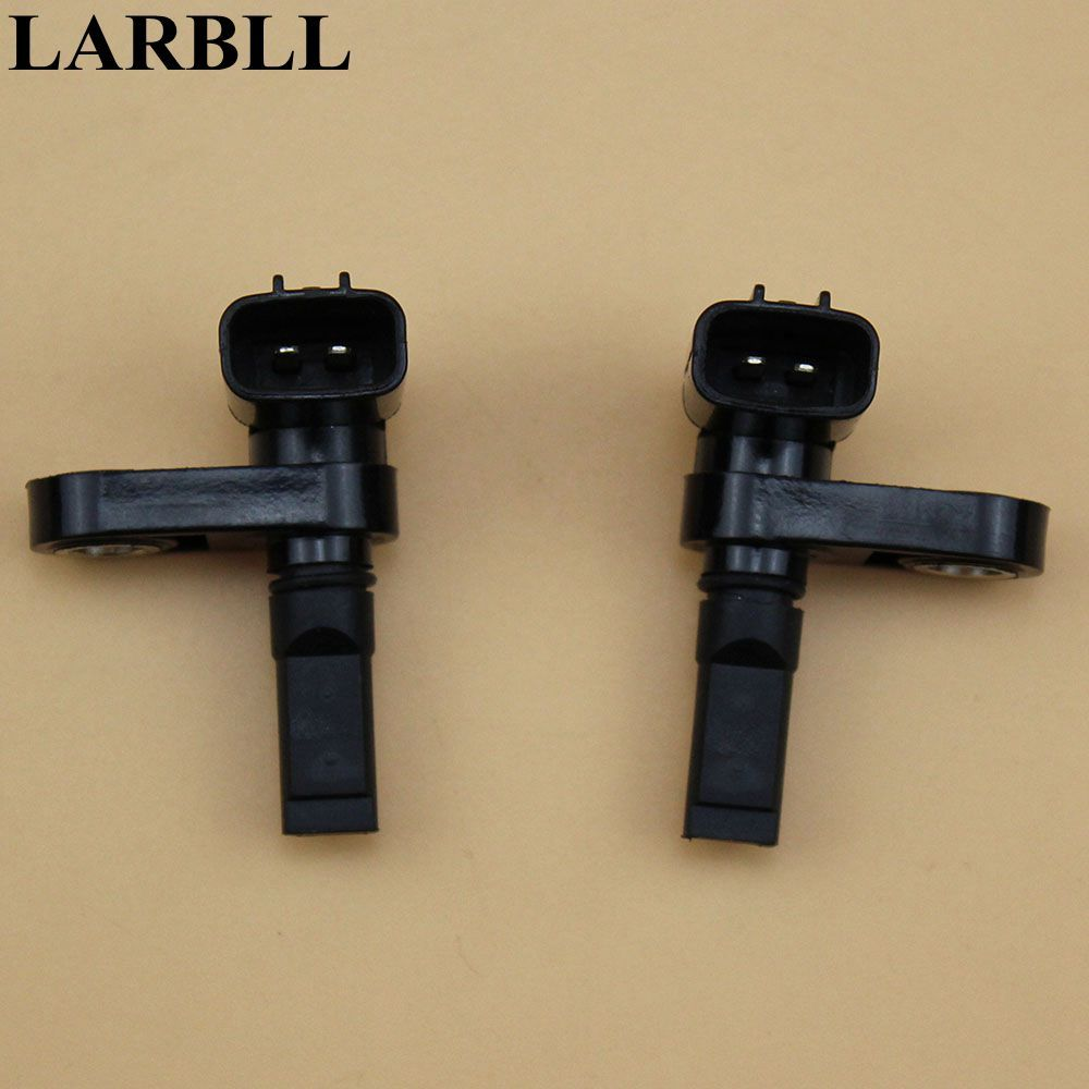 LARBLL Pair New ABS Wheel Speed Sensor Left Right Front Rear Fit For Toyota 4RUNNER Lexus 89542-60050 89542040200