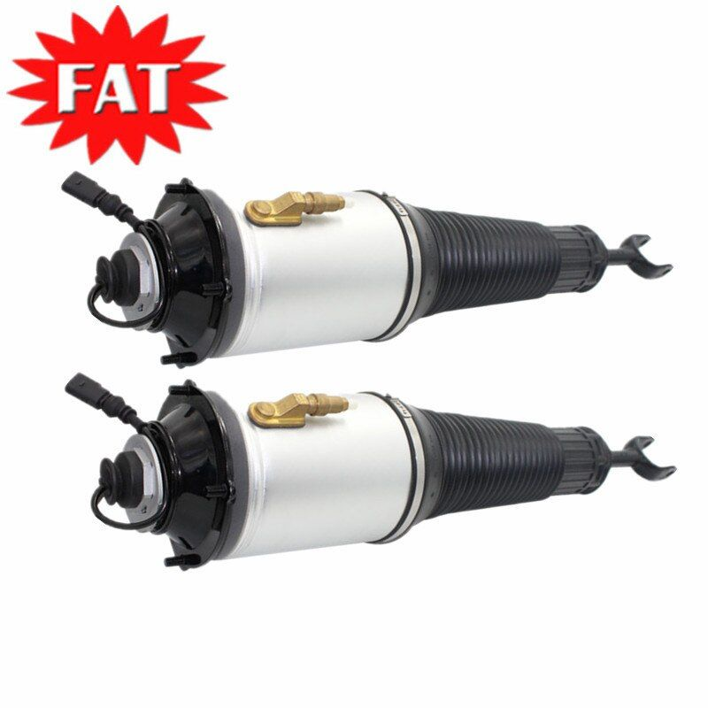 1 Pair / 2 PCS Air Suspension Shock Absorber for Audi A8 D3 4E Front Left and Right 4E0616039AF 4E0616040AF 4E0616039 4E0616040