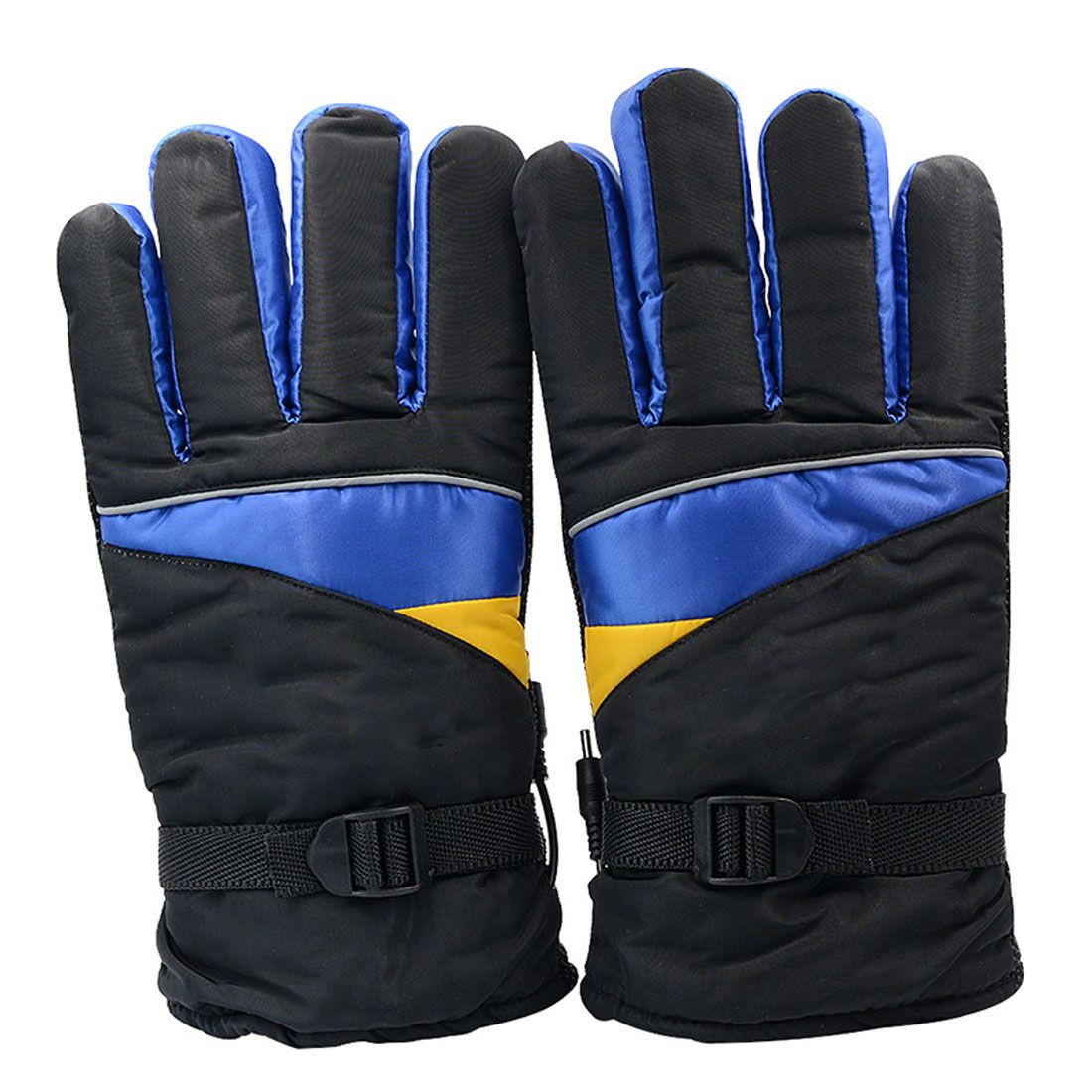 Dongzhen Motorcycle gloves 12V Electric Gloves Charge Heated Gloves Sport Temperature Control Rechargeable Hunting Winter Warme