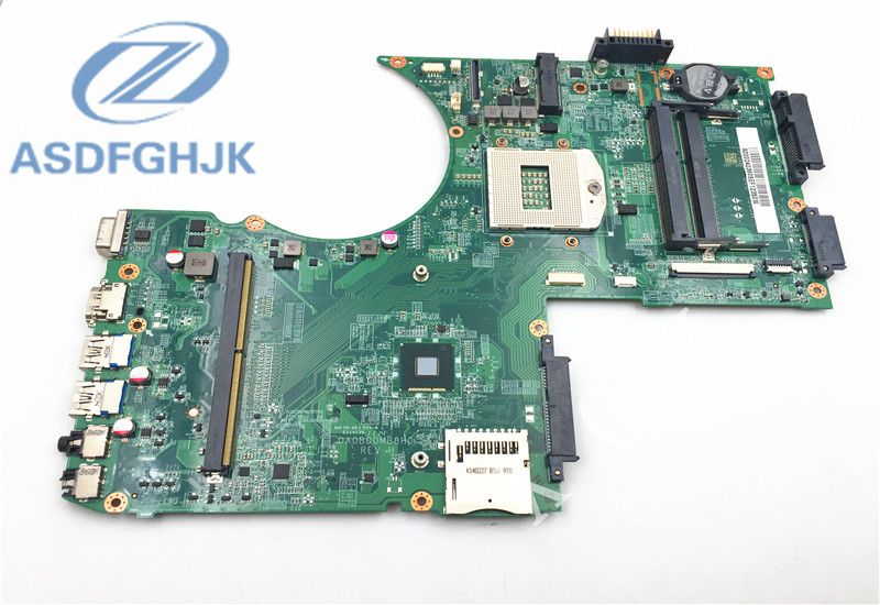 motherboard A000240360 For Toshiba X70 X75 X70-A X75-A Series Laptop motherboard DA0BDDMB8H0 DDR3L 100% fully Tested !