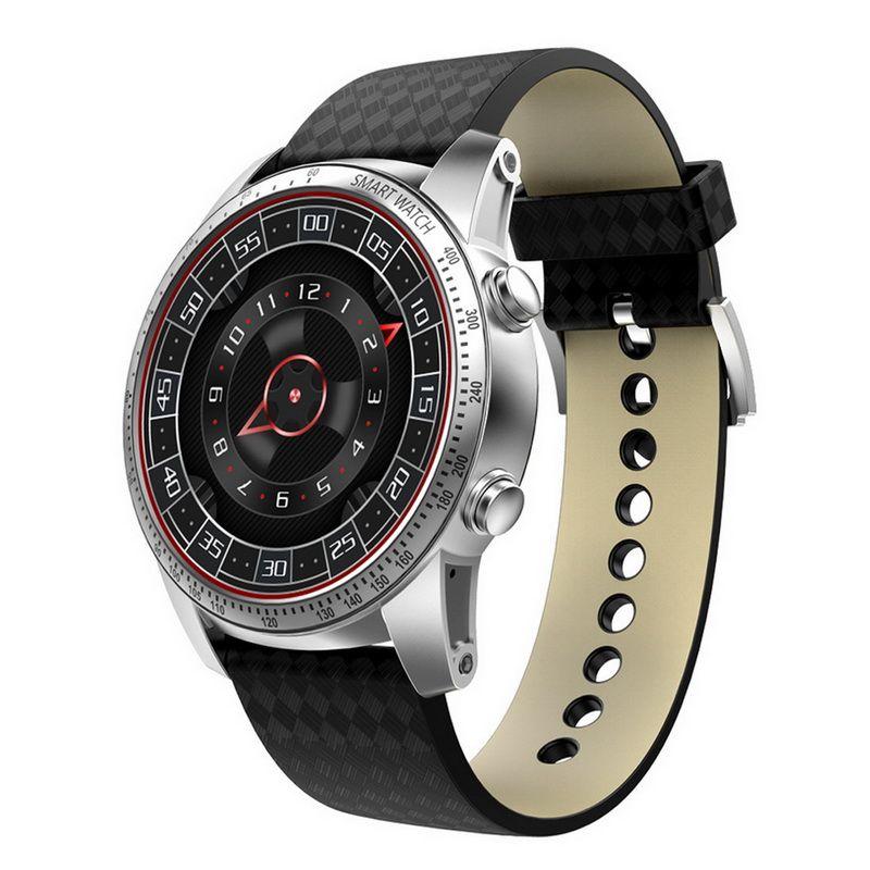 D'origine KW99 Android 5.1 Montre Intelligente 3G MTK6580 8 GB Bluetooth SIM WIFI Téléphone GPS Moniteur de Fréquence Cardiaque Portable dispositifs