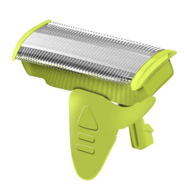 CHJ Oneblade Rasoir USB Rechargeable Rasoir Électrique Rasoir Léger Rasage Machine Super Mince Lame rasoir Tondeuse Barbeador