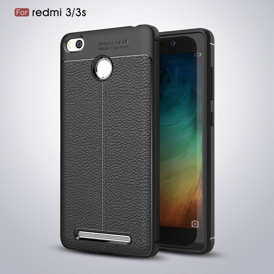 Luxury Soft Case For Xiaomi Redmi 3s 4x Case Silicone Gel Cover For Redmi 5 3 s Pro 5 Plus Ultra Slim Shockproof Phone Cases