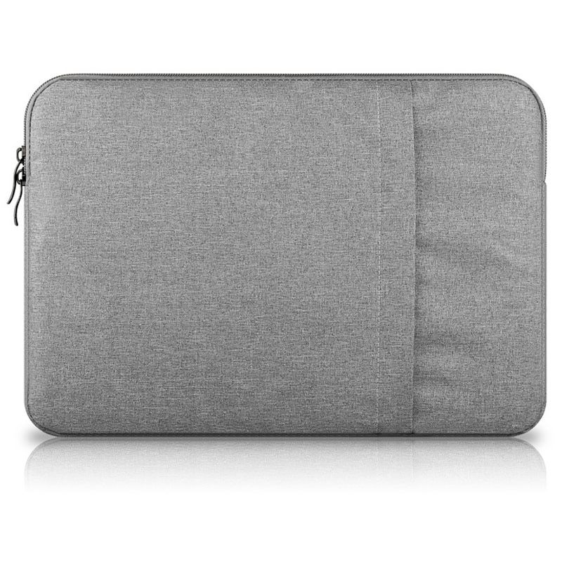 2017 New Portable Soft Sleeve Laptop Bags Zipper Notebook Laptop Case Pouch Cover for Macbook Air Pro Retina 13 Inch 15 Inch