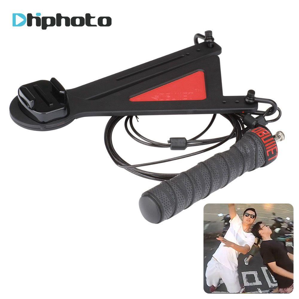CentriGopro Centriphone Bullet Time Effect Camera Rig Selfie 360 Degree for Gopro Hero 6 5 4 EKEN YI Sjam Sport Action Camera