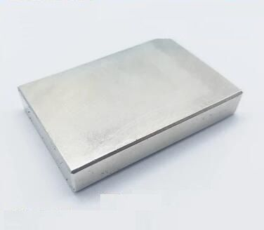 1pc Cuboid Block 60mm x 40mm x 10mm Super Strong N52 high quality Rare Earth magnets Neodymium Magnet 60*40*10 60mm*40mm*10mm