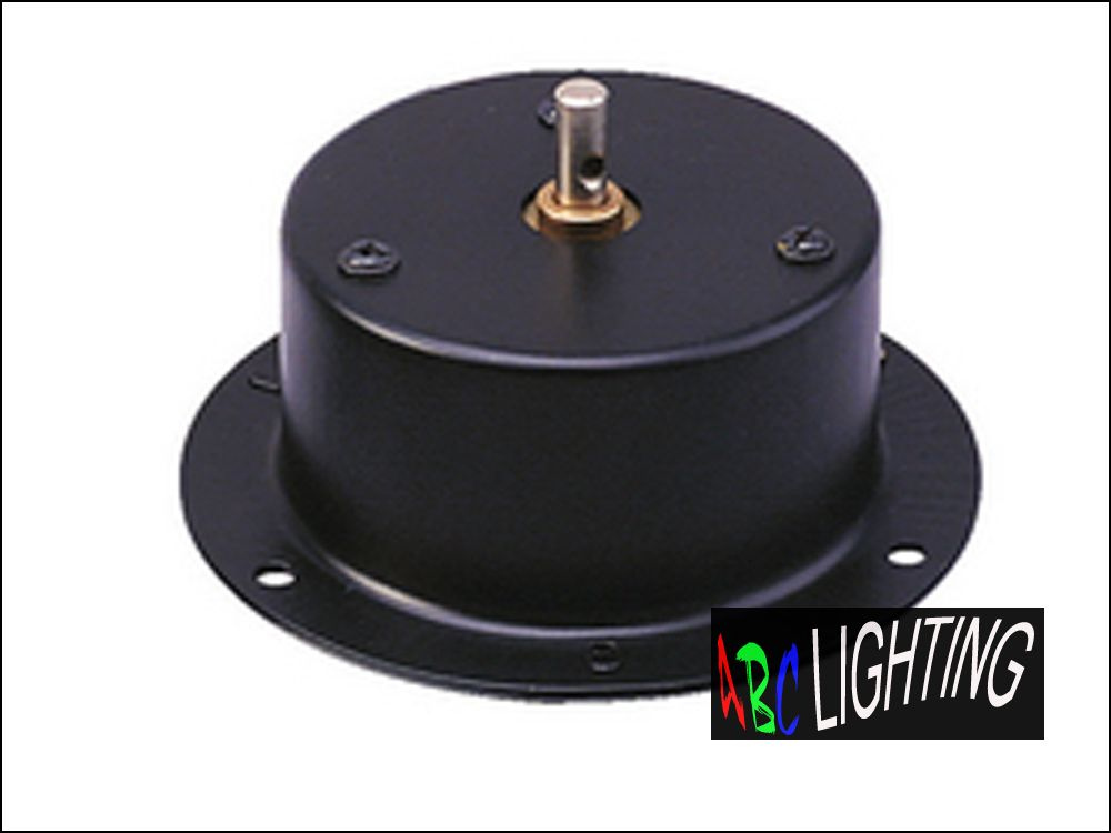 1.5 TR/MIN moteur pour boule à facettes pour verre clair boule de miroir disco DJ lumière parti 220 V, 230 V, 240V accrochant aucune prise