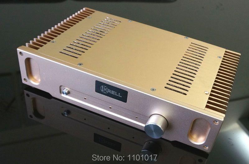 Weiliang Brise Audio Replik Haube 1969 HALLO-FI Verstärker HIFI EXQUIS Pure Class Eine Solide Tansistor Amp