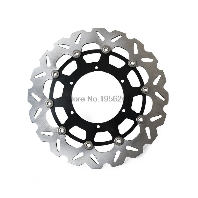 320mm Supermotor Floating Brake Disc Rotor For Suzuki RM125 RM125SM RM250 RMX250S DRZ400E DRZ400S DRZ400 E/S