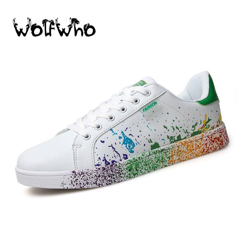Casual Footwear Men Shoes Breathable Basket Femme Tenis White Shoes Super Star Zapatilla Stans Chaussure Homme Plus Size 35-46