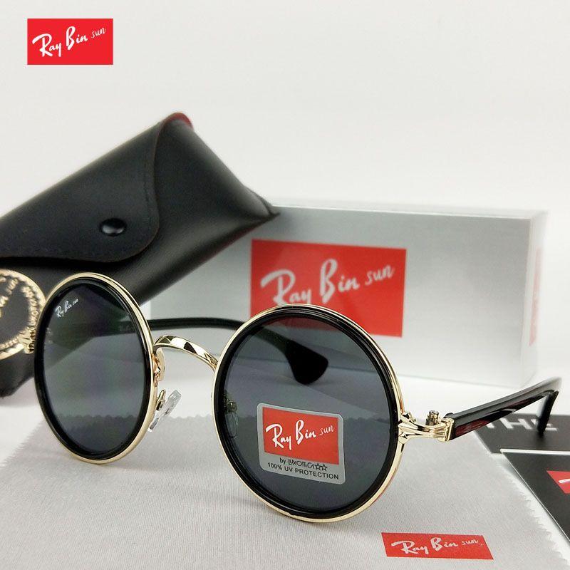 Ray Bin Sun Brand Sunglasses Women Gradient Sunglasses Aluminum Frame Sun Glasses Men Driving <font><b>Goggle</b></font> Eyewear Accessories