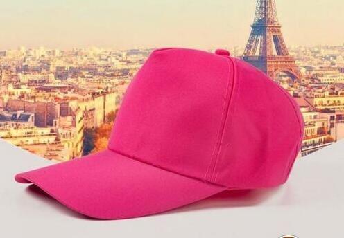 2018 Envío Libre Tui guangjieshao Un quinteto de publicidad de negocios personalizadas de algodón enarboló el casquillo gorra de visera ajustable