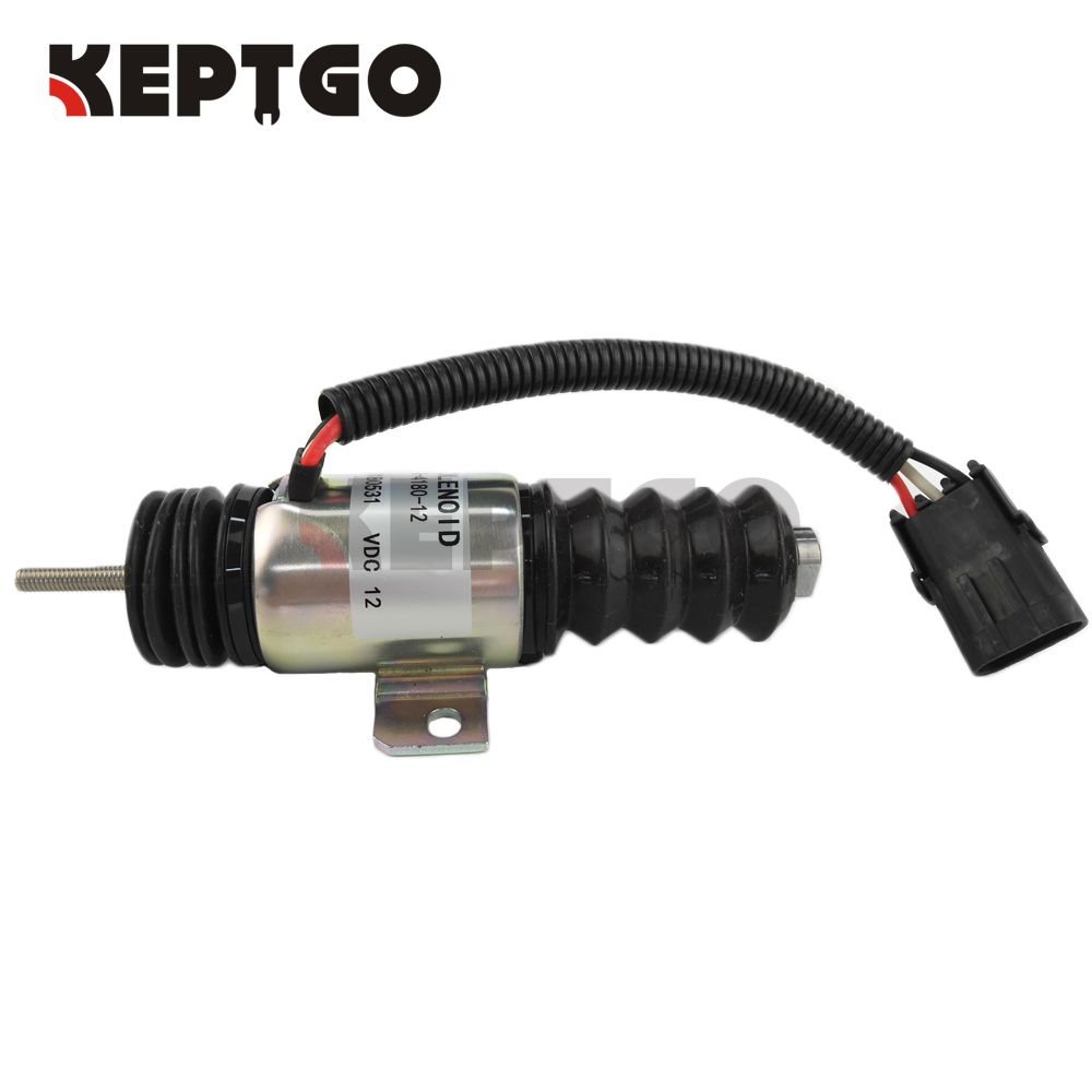 SA-4180-12 1756ESDB-12E3ULB2 12 V Stop Magnetventil