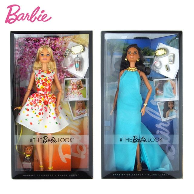 Original Barbie Doll Street Beat Style Joints Movable Fashion Barbie Girl Toy Birthday Present Girl Toys Gift Bonecbrinquedos