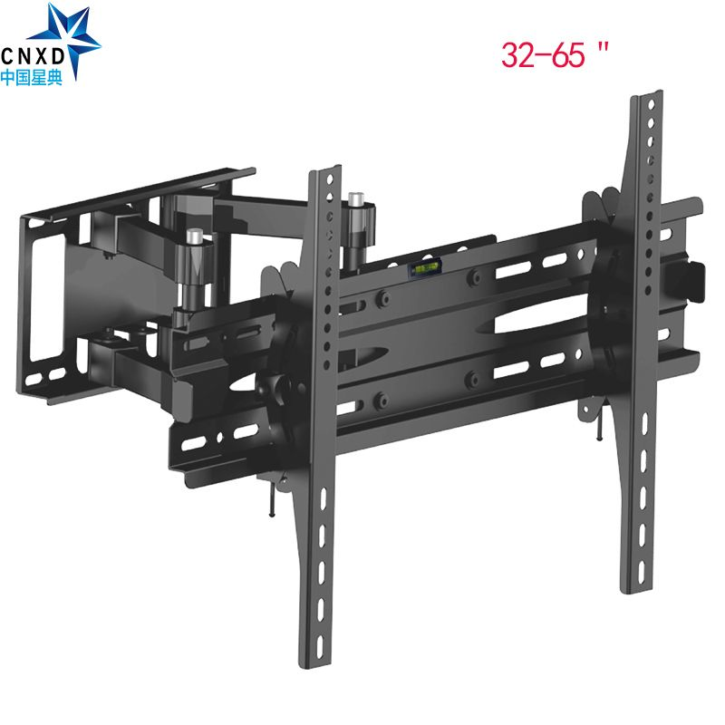 Articulating Full Motion TV Wall Mount Bracket Tilt Swivel Bracket TV Stand Suitable TV Size 32'' 40'' 42''50'' 52''55
