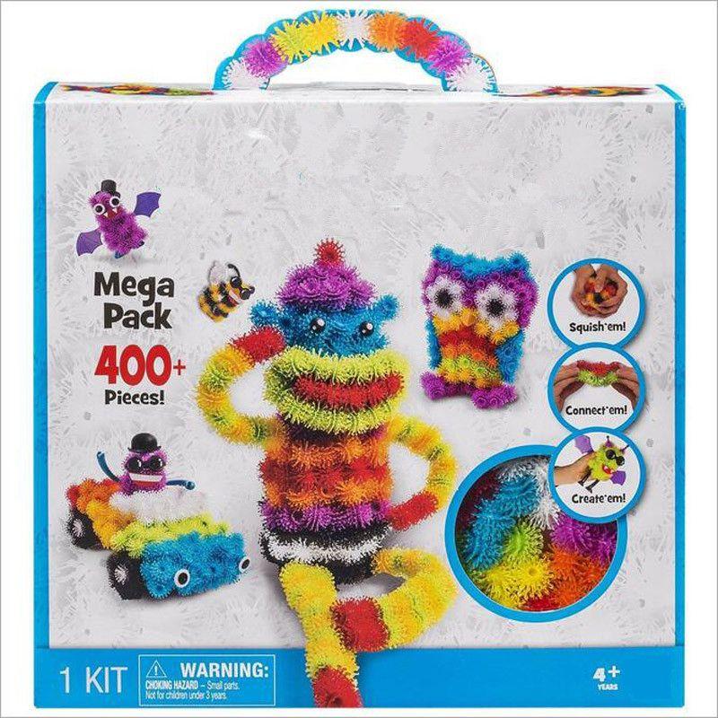 2016 Магия фугу мяч 1000 шт. Интимные аксессуары построить Mega pack Животные DIY сборка Best блок кучу игрушка в подарок для детей EMS