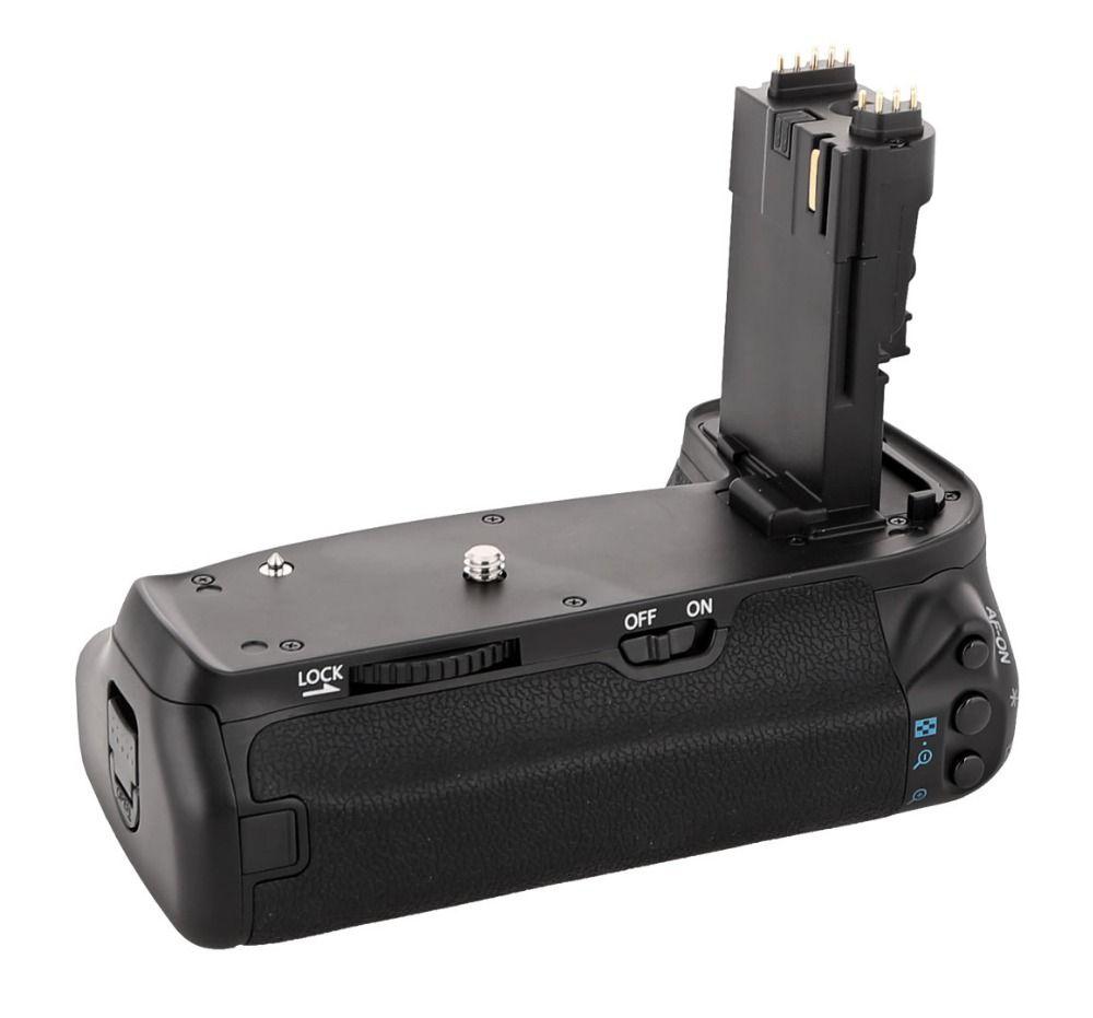 MEKE Meike MK-70D BG-E14 Verticale Batterie support de prise en main Pour C EOS 70D 80D 90D Caméras