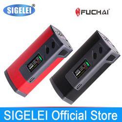 Vape MOD Sigelei диапазон Fuchai 213 PLUS, Fuchai 213, Fuchai 213 мини электронная сигарета
