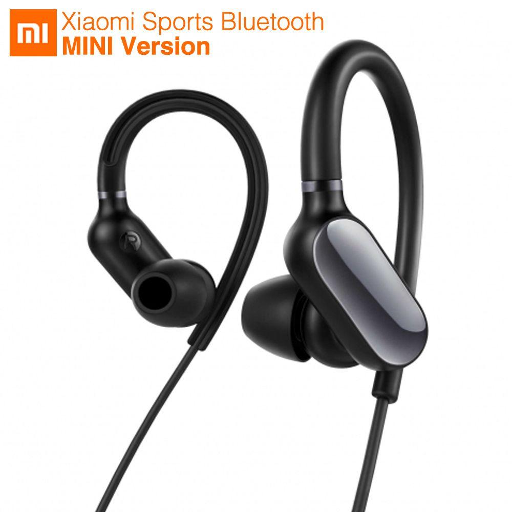 New Original Xiaomi Mi Sports Bluetooth Headset Mini Version Wireless Earbuds With Microphone Waterproof Bluetooth 4.1 Earphone
