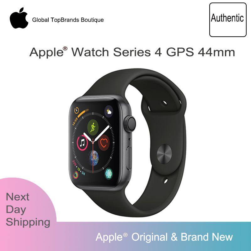 Neue Apple Uhr Serie 4 40/44mm SportBand Smart Uhr 2 Herz Rate Sensor EKG Gefallen Erkennen Aktivität track Workout für iPhone
