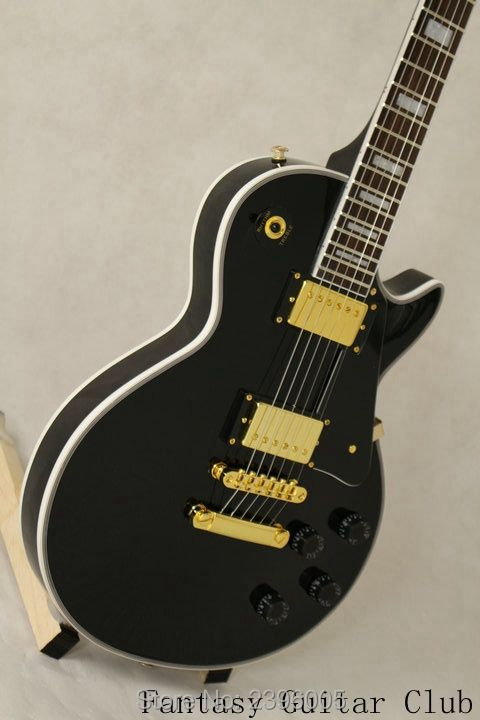Custom Shop LP Custom electric guitar Anniversary 1960 version,mahogany guitar,high quality hot sale Lp guitar free shipping
