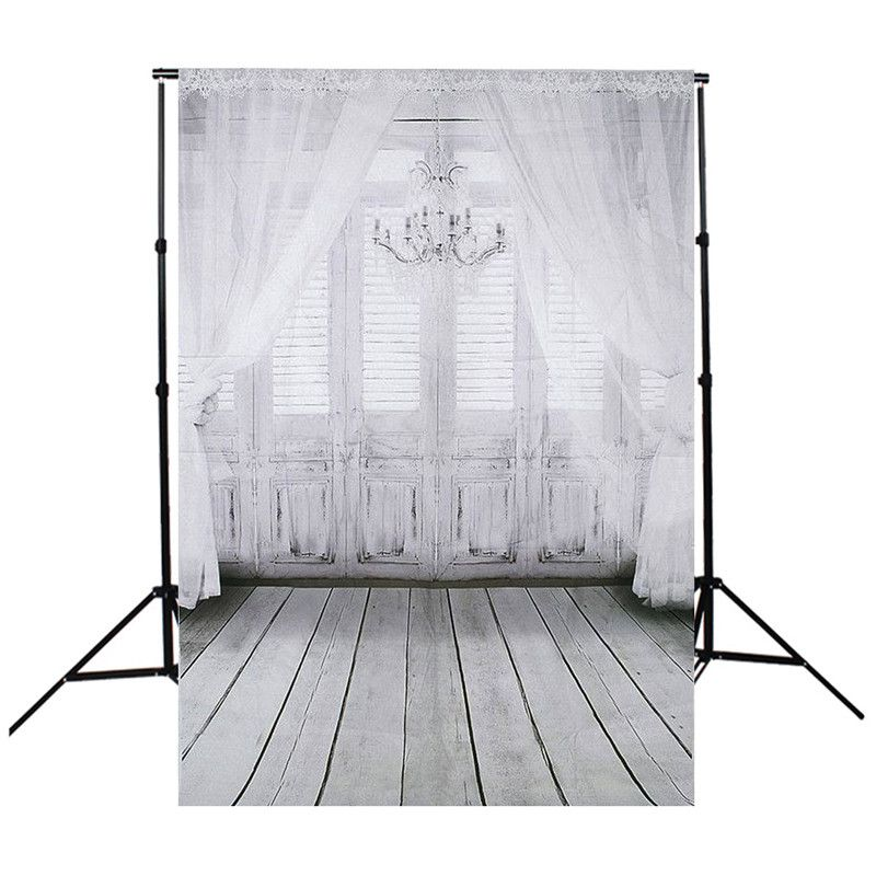 Grain Wall Floor Retro Window Photography Background For Studio Photo Props Photographic Backdrops cloth 90 x 150cm light